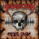 BENEDICTION: Killing Music (Golden Disc) (CD)