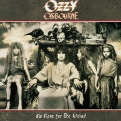 OZZY: No Rest For The Wicked (+3 bonus) (CD)