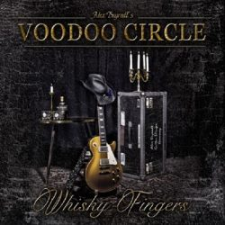 VOODOO CIRCLE: Whisky Fingers (+2 bonus) (CD)