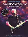 DAVID GILMOUR: Remember That Night (2DVD)