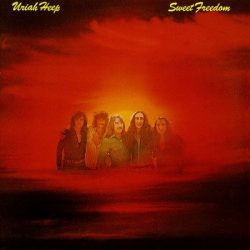URIAH HEEP: Sweet Freedom (2015 re-issue, LP)