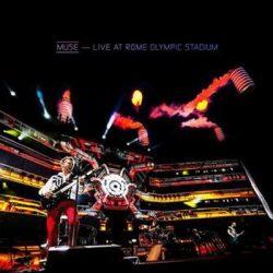 MUSE: Live At Rome (CD+DVD, 90',kódmentes)