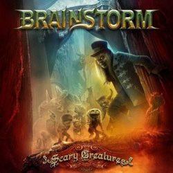 BRAINSTORM: Scary Creatures (CD+DVD,live, ltd.)