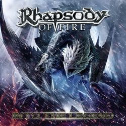 RHAPSODY OF FIRE: Into The Legend (digipack,ltd.) (CD)