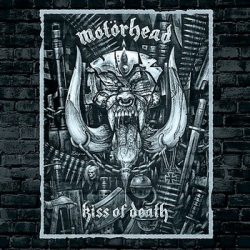 MOTORHEAD: Kiss Of Death (2006) (CD)