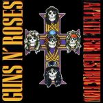 GUNS N' ROSES: Appetite For Destruction (LP, HQ)