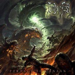 DEEDS OF FLESH: Portals To Canaan (CD)