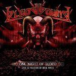 BLOODBOUND: One Night In Blood (CD+DVD)