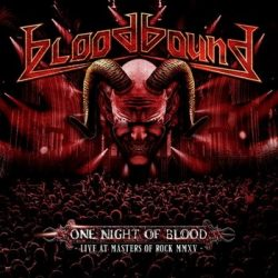 BLOODBOUND: One Night In Blood (CD+DVD)