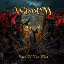 WISDOM: Rise Of The Wise (CD) (akciós!)