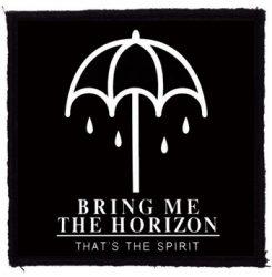BRING ME THE HORIZON: That's The Spirit (95x95) (felvarró)