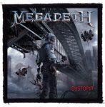 MEGADETH: Dystopia (95x95) (felvarró)