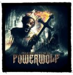 POWERWOLF: Preachers (95x95) (felvarró)