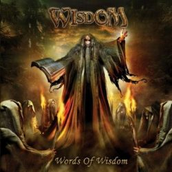 WISDOM: Words Of Wisdom (CD) (akciós!)
