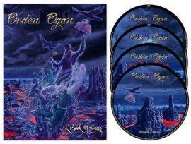 ORDEN OGAN: The Book Of Ogan (2CD+2DVD)