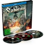 SABATON: Heroes On Tour (2xBlu-Ray+CD, 226')