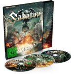 SABATON: Heroes On Tour (2DVD+CD, 217', kódmentes)