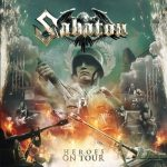 SABATON: Heroes On Tour (CD)