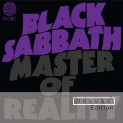 BLACK SABBATH: Master Of Reality (2CD,Deluxe Ed.) (akciós!)