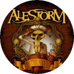 ALESTORM: In The Navy (jelvény, 2,5 cm)