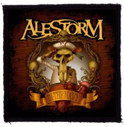 ALESTORM: In The Navy (95x95) (felvarró)