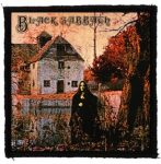 BLACK SABBATH: 1st Album (95x95) (felvarró)