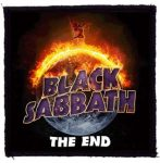 BLACK SABBATH: The End (95x95) (felvarró)