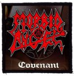 MORBID ANGEL: Covenant (95x95) (felvarró)