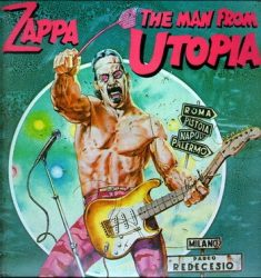 FRANK ZAPPA: The Man From Utopia (CD)