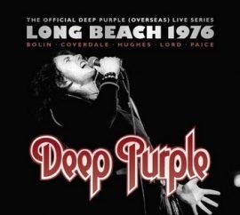 DEEP PURPLE: Long Beach 1976 (2CD)
