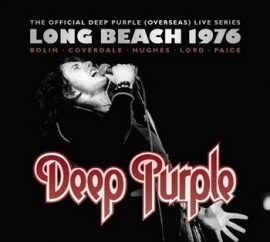 DEEP PURPLE: Long Beach 1976 (3LP)