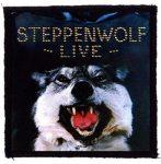 STEPPENWOLF: Live (95x95) (felvarró)