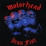 MOTORHEAD: Iron Fist (+5 bonus) (CD)