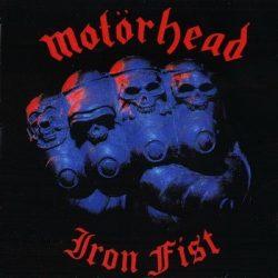 MOTORHEAD: Iron Fist (+5 bonus) (CD) (akciós!)