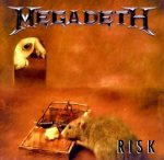 MEGADETH: Risk (+3 bonus) (CD)