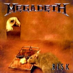 MEGADETH: Risk (+3 bonus) (CD)