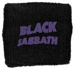 BLACK SABBATH: BS (frottír csuklószorító)