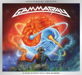 GAMMA RAY: Insanity And Genius (2CD, Anniversary Edition)