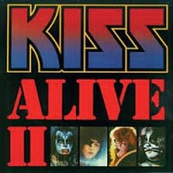 KISS: Alive II (2CD, german version)