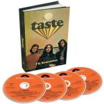 TASTE: I'll Remember (4CD)