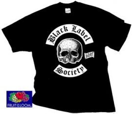 BLACK LABEL SOCIETY: Logo (póló)