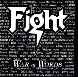 FIGHT: War Of Words (CD)