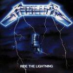 METALLICA: Ride The Lightning (remastered) (CD)