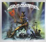 GAMMA RAY: Lust For Live (CD, +2 bonus,Anniv. Edition) (akciós!)