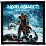 AMON AMARTH: Jomsviking (95x95) (felvarró)