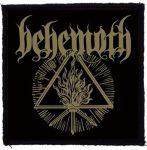 BEHEMOTH: Unholy Trinity (95x95) (felvarró)