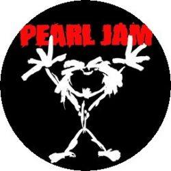 PEARL JAM: Alive (jelvény, 2,5 cm)