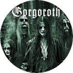 GORGOROTH: Band (jelvény, 2,5 cm)