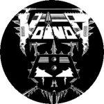 VOIVOD: Logo (jelvény, 2,5 cm)