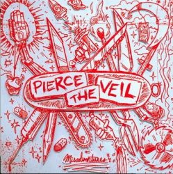 PIERCE THE VEIL: Misadventures (CD)